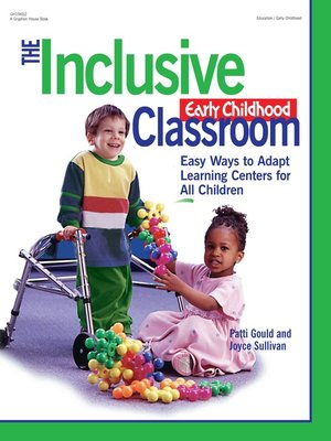 cover image of The Inclusive Early Childhood Classroom