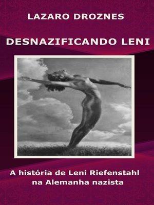 cover image of Desnazificando Leni