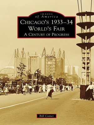 cover image of Chicago's 1933-34 World's Fair