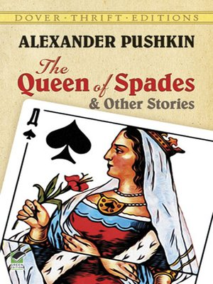 cover image of The Queen of Spades and Other Stories