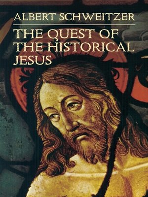 cover image of The Quest of the Historical Jesus