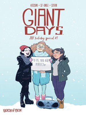cover image of Giant Days 2017 Special