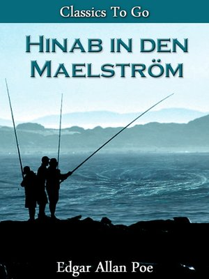 cover image of Hinab in den Maelström
