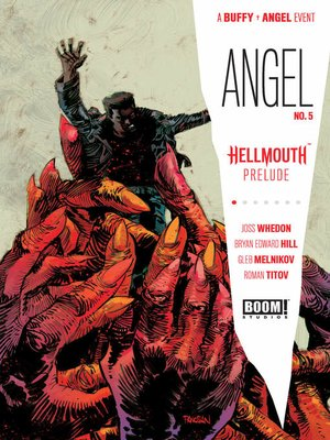 cover image of Angel, Issue 5