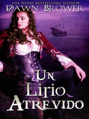 cover image of Un lirio atrevido