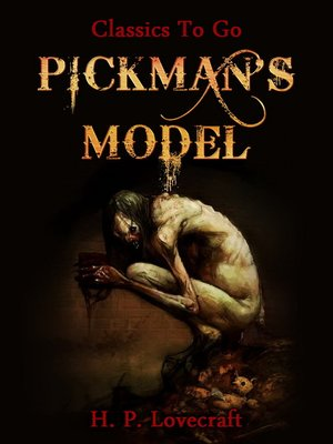 cover image of Pickman's Model