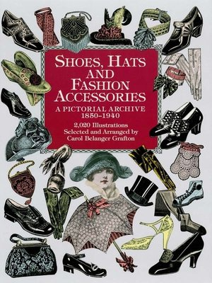 cover image of Shoes, Hats and Fashion Accessories