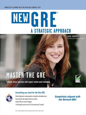 cover image of GRE