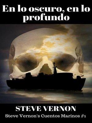 cover image of En lo oscuro, en lo profundo