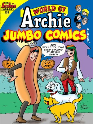cover image of World of Archie Double Digest #103