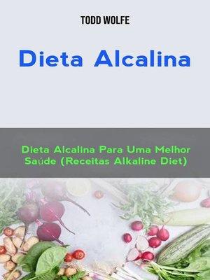 cover image of Dieta Alcalina