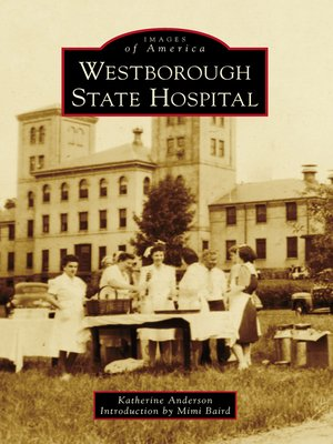 cover image of Westborough State Hospital
