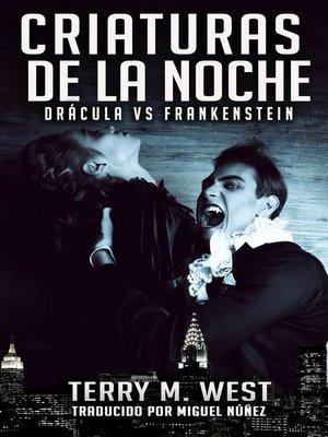 cover image of Criaturas de la Noche