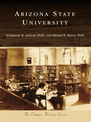 cover image of Arizona State University