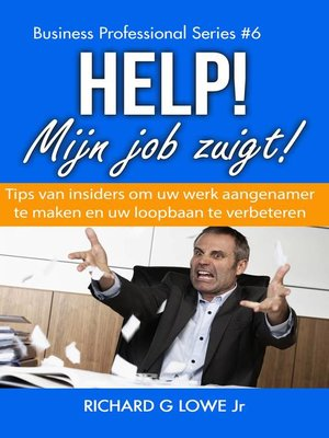 cover image of Help! Mijn job zuig