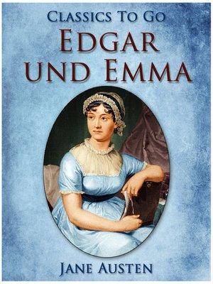 cover image of Edgar und Emma