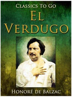 cover image of El Verdugo