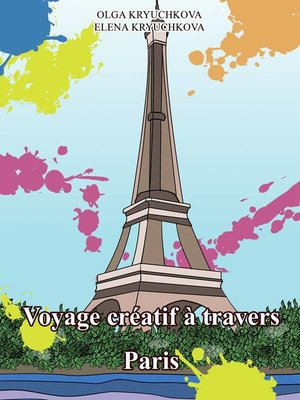 cover image of Voyage créatif à travers Paris