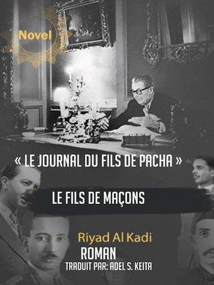 cover image of Le journal du fils de Pacha