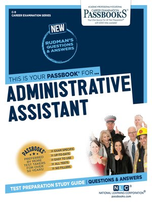 cover image of Administrative Assistant