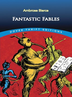 cover image of Fantastic Fables