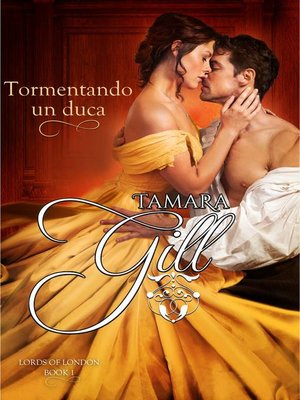 cover image of Tormentando un duca