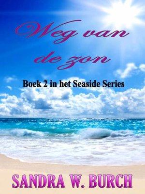 cover image of Weg van  de zon