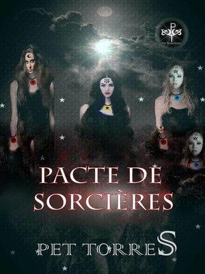 cover image of Pacte des sorcières