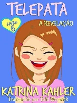cover image of Telepata--livro 6