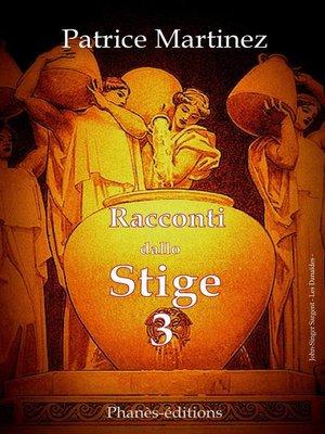 cover image of Racconti dallo Stige 3