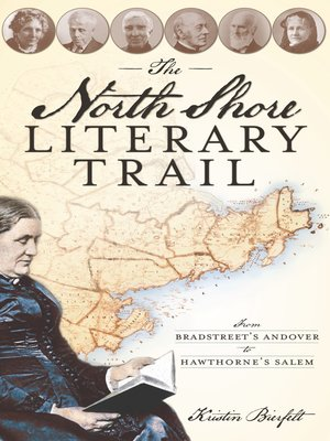 cover image of The North Shore Literary Trail