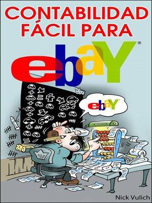 cover image of Contabilidad Fácil Para Ebay