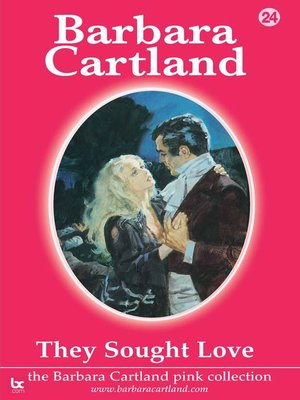 cover image of They Sought love
