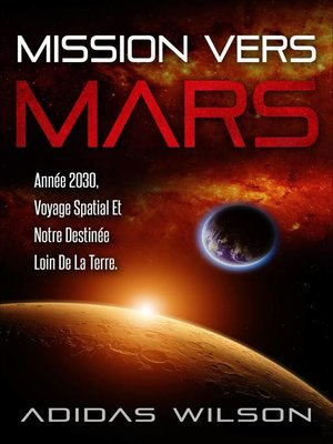cover image of Mission Vers Mars