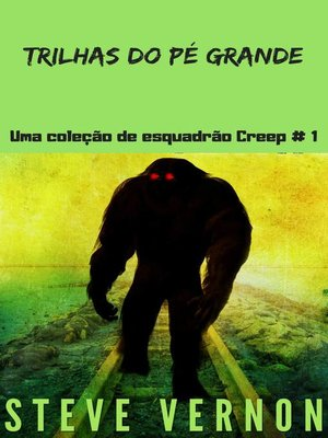 cover image of Trilhas do Pé Grande