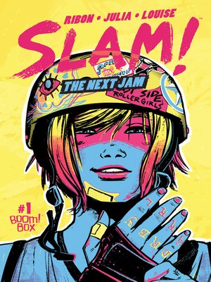 cover image of SLAM!: The Next Jam (2017), Issue 1