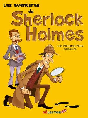 cover image of Aventuras de Sherlock Holmes, Las