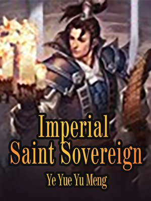 cover image of Imperial Saint Sovereign