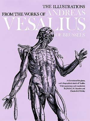 cover image of The Illustrations from the Works of Andreas Vesalius of Brussels