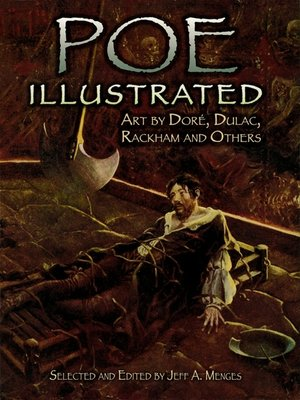 cover image of Poe Illustrated