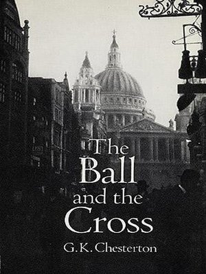 cover image of The Ball and the Cross