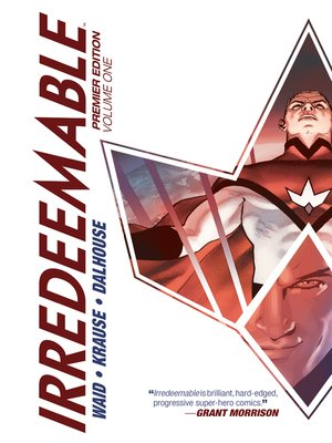 cover image of Irredeemable Premier Edition Volume 1