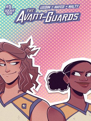 cover image of The Avant-Guards, Issue 5
