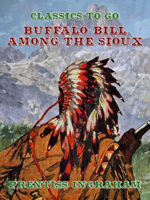 cover image of Buffalo Bill Among the Sioux