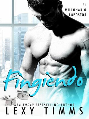 cover image of Fingiendo