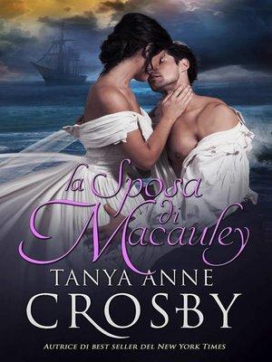 cover image of La Sposa di MacAuley