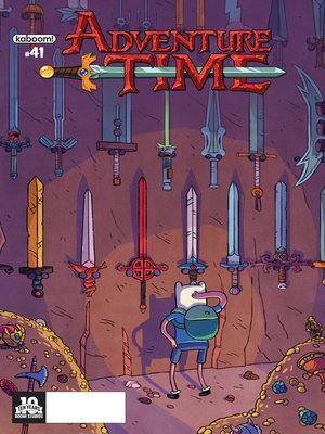 cover image of Adventure Time #41