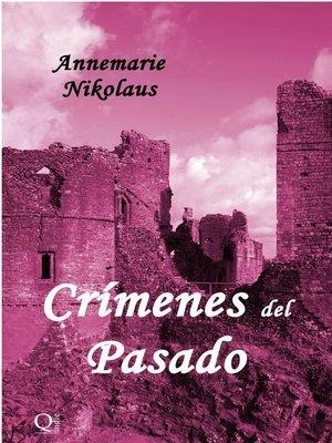 cover image of Crímenes del pasado