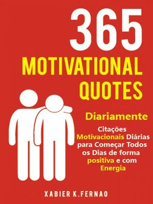 cover image of 365 Motivational Quotes