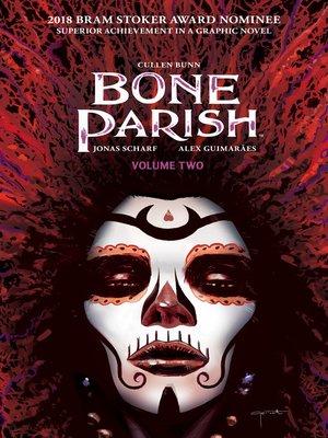 cover image of Bone Parish (2018), Volume 2